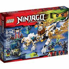 LEGO Ninjago Master Wu Dragon Masters of Spinjitzu 70734 New Sealed