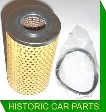 Paper Oil Filter Element & Seal for TRIUMPH TR3 TR3A TR3B 1991cc 2138cc 1955-62