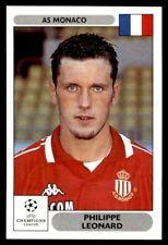 Panini Champions League 2000/2001 - Philippe Leonard AS Monaco No. 157