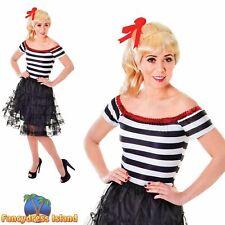 BURLESQUE DELUXE UNDERSKIRT Size 10-14 - womens ladies fancy dress costume