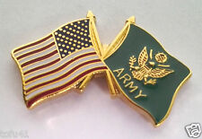 Usa American / Us Army Flag (Small) Military Hat Pin 14809 Ho