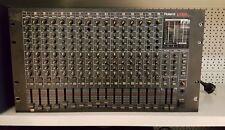 """Roland m-16 e rackmixer 16 canal mesa de mezclas 6 eh 19"""" NP: 1700,- € top S. imágenes!"""