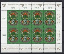 Österreich 1995 postfrisch  Kleinbogen  MiNr.  2158  Tag der Briefmarke