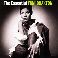 The Essential by Toni Braxton (CD, Feb-2007, 2 Discs, Legacy)