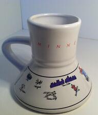 MINNESOTA TRAVEL COFFEE MUG COOL GRAPHICS TWIN CITIES PAUL BUNYAN & BABE