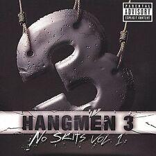 FREE US SHIP. on ANY 2 CDs! ~Used,VeryGood CD Hangmen 3: No Skits 1 Explicit Lyr