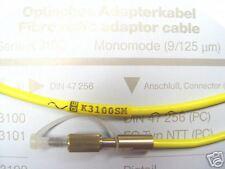Wandel & Goltermann  K3100 LWL-Mono-Mode-Kabel DIN47256