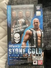 s.h. figuarts - wwe - Stone Cold The Rock Triple H