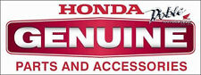 New Genuine Honda OEM Genuine / Real Carbon Fibre Honda Tank Pad with Wing Logo