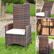 Polyrattan Sessel Verstellbar Günstig Kaufen Ebay