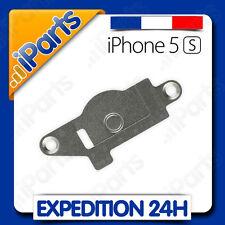 PLAQUE CACHE METAL DU BOUTON HOME POUR IPHONE 5S / SE