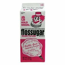 Gold Medal Flossugar (6 - 1/2 gallons) 11 Flavors to Choose From