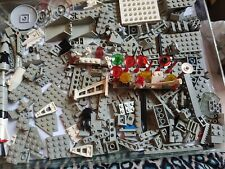 Genuine Lego vintage joblot bundle Classic Space / Town from 70s 80s Mainly Grey
