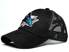 San Jose Sharks NHL cap with mesh LICENSED, NEW size L-XL New collection!!!