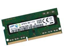 4GB DDR3L 1600 Mhz RAM Speicher Samsung Serie 9 900X3C PC3L-12800S