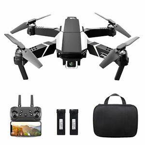 S62 FPV  RC  with 4K Camera Foldable Quadcopter Photo Video Toy fr Q1R4