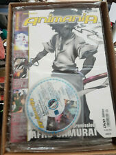 Animania Comic Heft mit DVD 08-09/2008 NEU eingeschweißt deutsch