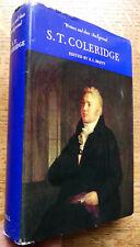 S.T.Coleridge 1971 H/B Writers & Their Background R.L. Brett (Poetry)