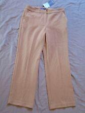 New Women's JH Collectibles Karyn Brown Straight Leg Dress Pants 10P 10 Petite