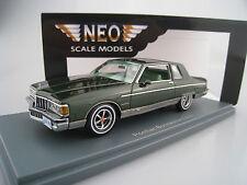 Pontiac Bonneville 2 doors  NEO  1:43  OVP