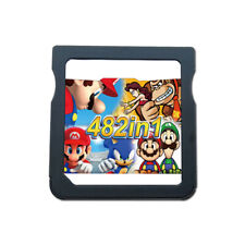 482 in 1 DS Games Cartridge Gaming Video Games for DS DS Lite DSi 3DS 2DS
