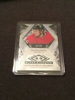 Erik Brannstrom 4/99 19-20 UD Black Diamond Diamond Relic Rookies Double Diamond