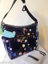 New Kate Spade Daycation Serena Baby Bag - Navy Balloon with Changing Pad!