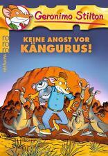Stilton, G: Keine Angst vor Kängurus! von Geronimo Stilton Taschenbuch UNGELESEN