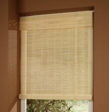 CG-Sonnenschutz Bambusrollo natur 100x160cm Bambus Holzrollo