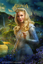 "The Great And Powerful Oz (Glinda) - Movie Poster - (24""x36"") - Free S/H"