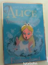 Disney WDI - Disneyland Attraction Poster - Alice in Wonderland Pin LE 300