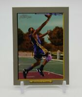 2006 Topps Turkey Red KOBE BRYANT #20 Los Angeles Lakers Canvas Insert Card