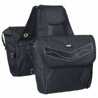 Tough-1 Insulated Saddle Bags Horse Tack Equine 61-4730