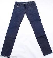 Nueva marca DIESEL CLUSH 8FC Jeans 31X34 100% Auténtico SLIM FIT