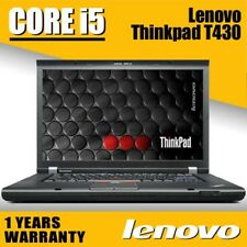 CORE i5-3320M WINDOWS 10 LENOVO THINKPAD T430 LAPTOP 250GB SATA 4GB DDR3 DVD-RW