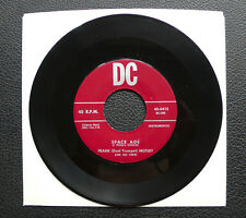 """7"""" Frank Motley - Space Age/ Everybody Wants A Flattop - US DC"""