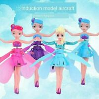 Flying Fairy Pixie Doll Infrared Induction Control Princess Toy Hand Motion