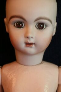Sally Cutts Jumeau French Doll Reproduction 1984 Signed Artist Replica Doll