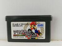 Mario Kart Advance - GBA Game Boy Advance - 2001 - Japan Import