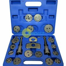 21 Pieces Universal Disc Brake Caliper Piston Rewind Auto Wind Back Tool Kit Set