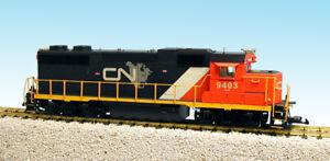 neu Spur G USA TRAINS GP 38-2 Canadian National kräftige Antriebe Artikel:R22224