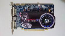 ATI RADEON SAPPHIRE HD 4670 512 GB GDDR3 PCI EXPRESS 2.0 DUAL DVI TV-OUT BULK