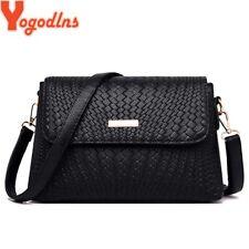 Bags Small Women Shoulder Satchel Handbag Simple Design Crossbody Purse Luxury