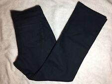 NWT $40 - New York and Company Petite Straight Leg Dark Blue Jeans - Size 10