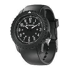 Columbia Urbaneer III 3 Watch Men's Black Luminescent Dial 100m Water Ca020-001