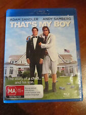 Dvd Blu-Ray That'S My Boy * Must See *