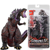 "NECA Shin Godzilla Atomic Blast 2016 6"" Action Figure 12"" Head Tail Movie New"