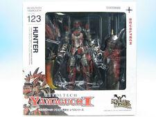 [FROM JAPAN]REVOLTECH YAMAGUCHI  123 Monster Hunter Man Hunter Swordsman Rat...