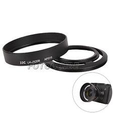 Gegenlichtblende Sonnenblende Lens Hood passend zu Fujifilm Finepix X10 X20 X30