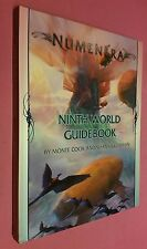 NINTH WORLD GUIDEBOOK - NUMENERA MONTE COOK RPG FANTASY SCIFI DND D&D ROLEPLAY